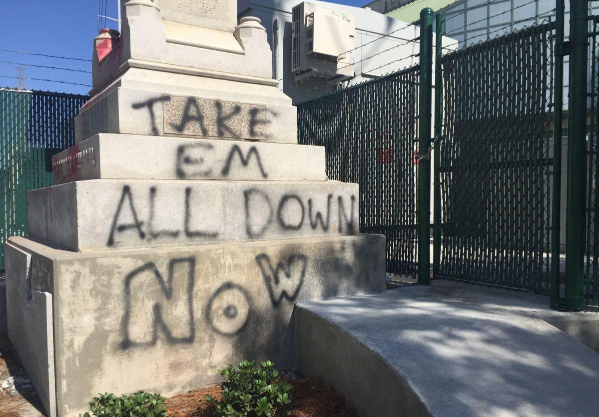 confederate memorials, confederacy