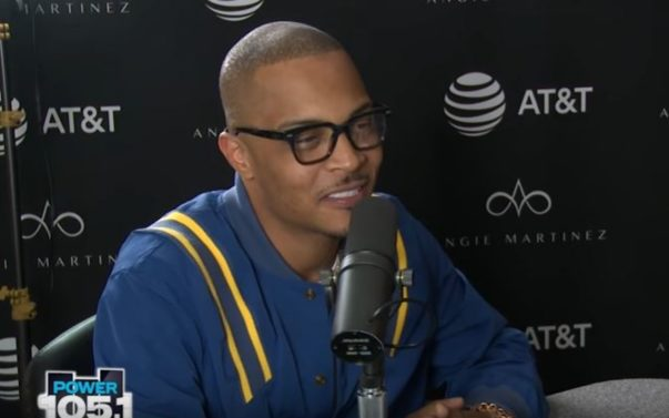 T.I. Says He's A Better 'Best Friend' To Tiny, Calls Marriage A 'Distraction'