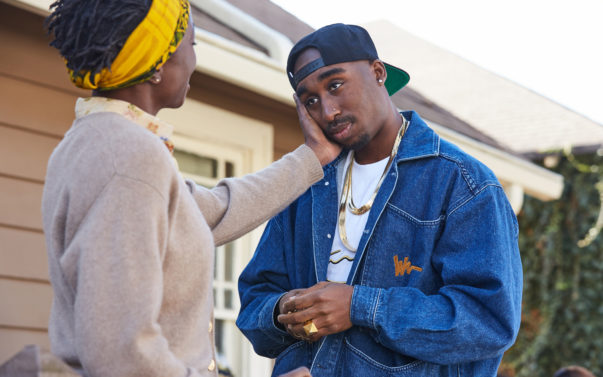 'All Eyez on Me': A Wonderful Display of a Mother and Son's Love