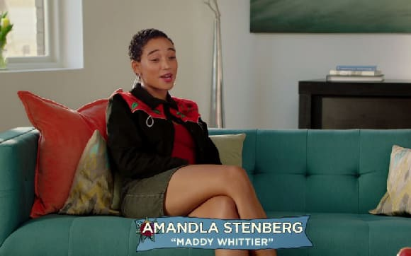 Exclusive: Amandla Stenberg Talks 'Everything, Everything'