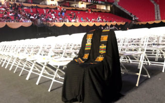 Bowie State Student Stabbed by White Man Honored at Commencement