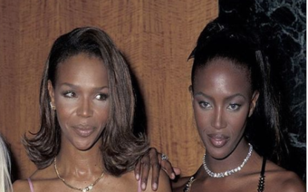 We Just Found Naomi Campbell's Mama Page and Life is Completely Unfair