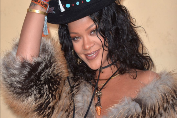 Rihanna Heads to the Desert for Dior Cruise 2018