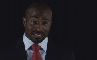 [Exclusive] 'Take 5:' Van Jones Explores the Meaning of Patriotism