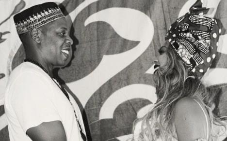 Beyoncé, Jay Z Still 'Shining' at Carter Push Party