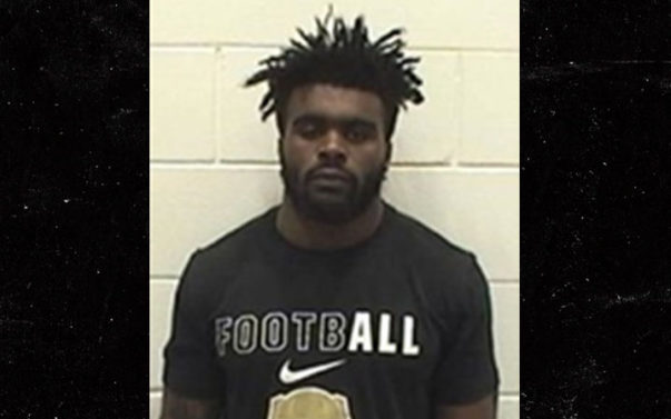 Evander Holyfield's Son Booked on Drug Charges