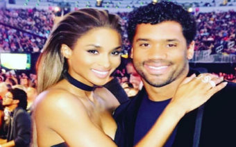 Russell Wilson, Ciara Politely Check Haters Following Mother's Day Post