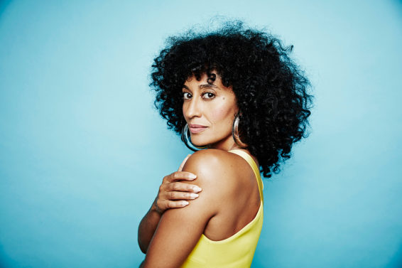 Tracee Ellis Ross Encourages Us to Stand Up to Cancer