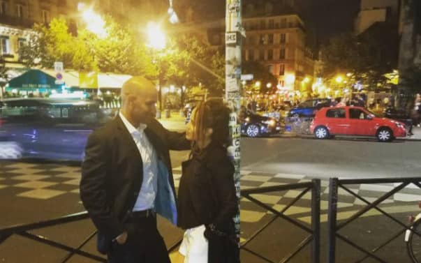 Nicole Ari Parker Wishes Boris Kodjoe Sweet Bday Message