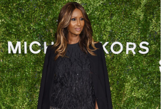 Supermodel Iman Clothingline is All About Comfort
