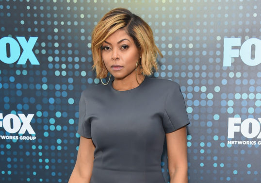 The Cleanser That Taraji P. Henson Uses For An Even Complexion