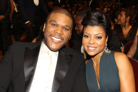 Taraji P. Henson & Tyler Perry Have Reunited For A Brand New Film
