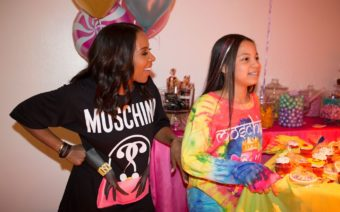 June Ambrose Throws Daughter Epic Birthday Bash