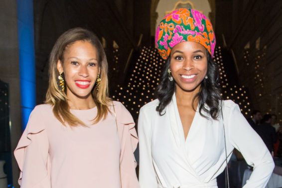 The MET's Annual Young Members Party Attracts Only The Stylish