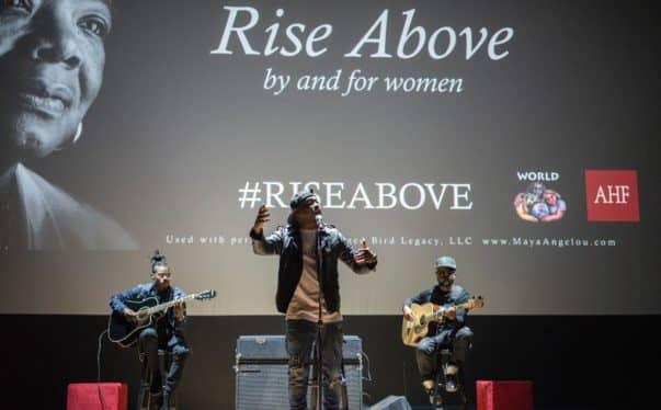 Raheem DeVaughn rise above