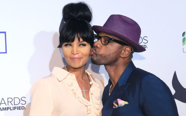 Kirk Franklin's Wife Has Some Advice for Married Women