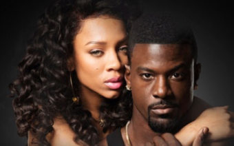Lance Gross and Magic Razorless Cream Shave