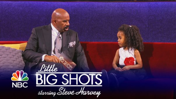 Let's Thank NBC's 'Little Big Shots' For the Best Thing We'll See Today