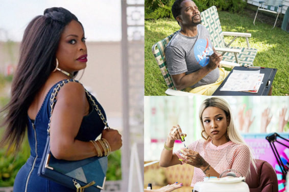 EXCLUSIVE: Niecy Nash, Harold Perrineau & Karrueche Tran Talk 'Claws'