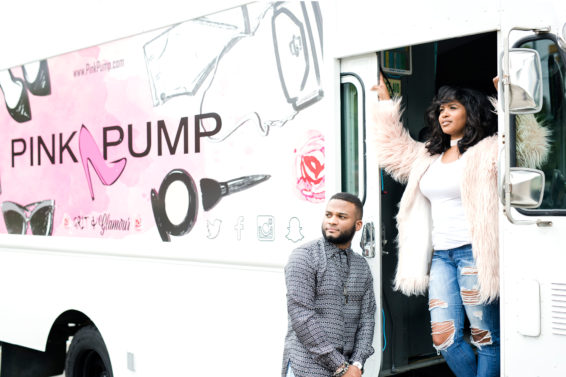 The Pink Pump Is Driving Sales With Their Fashion Mobile