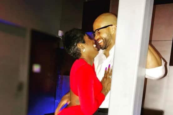 Fantasia Praises Hubby Ahead of 2-Year Anniversary