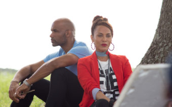 ABFF EXCLUSIVE: Nicole Ari Parker & Boris Kodjoe Talk TV One's 'Downsized'