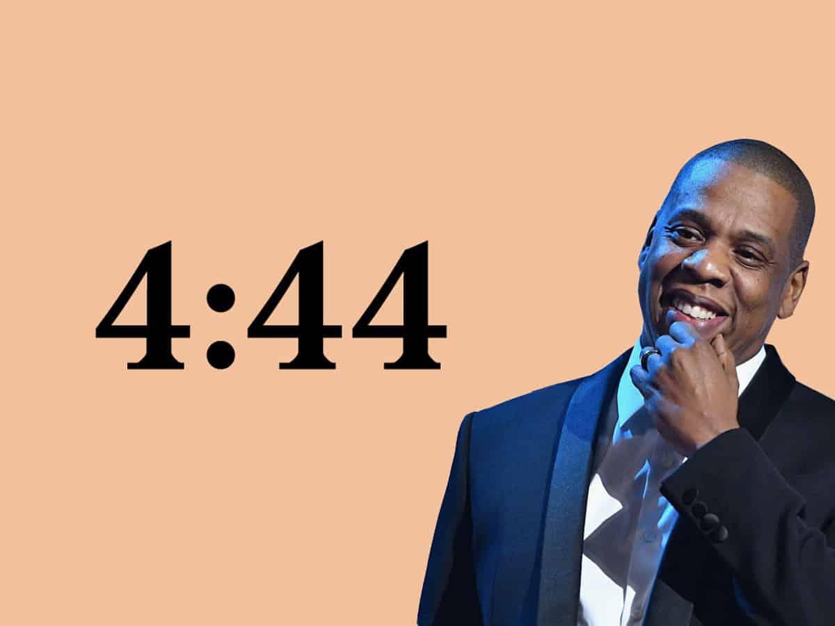 JAY-Z officially confirms '4:44' album
