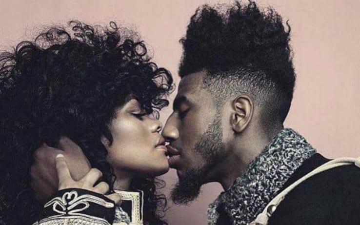 Teyana Taylor & Iman Shumpert AKA, #RelationshipGoals