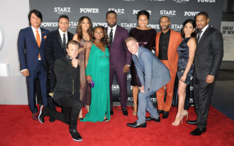 ICYMI: The Cast Of Starz's 'Power' Sizzled At The Season Four Premiere