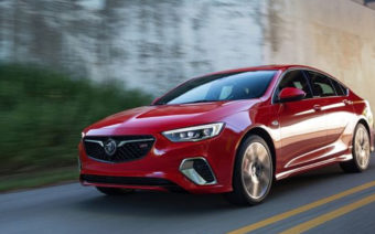 Riding Regal: We Took the New 2018 Buick Regal GS For a Spin