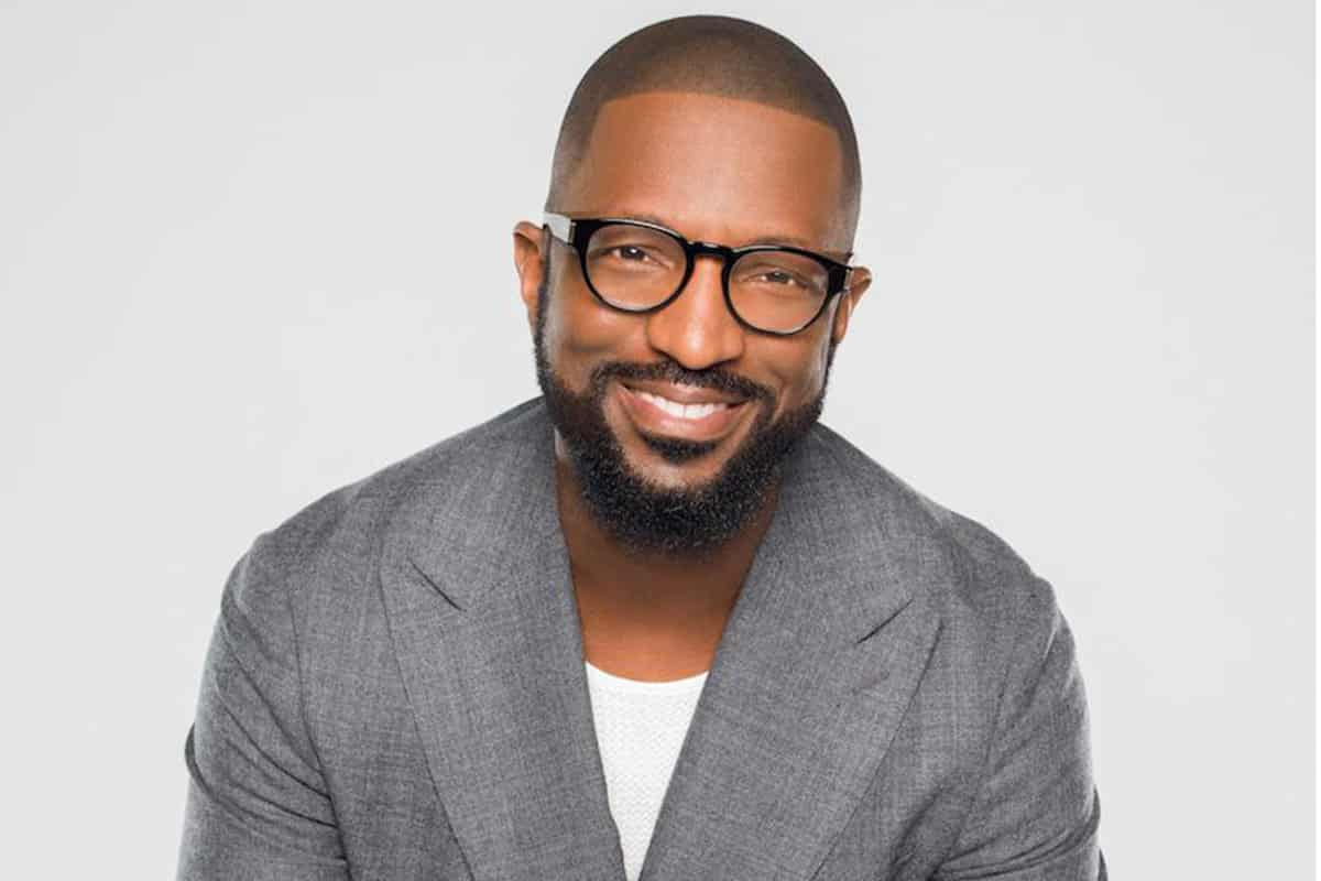7b5df6ce47 Rickey Smiley keeps it one hundred. When the comedian is not giving his two  cents on various pop culture topics on The Rickey Smiley Morning Show and  Dish ...