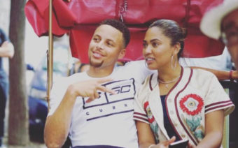 Photos: Steph and Ayesha Curry Take on Asia