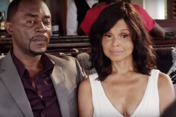 Victoria Rowell's 'The Rich and The Ruthless' Is Headed to the Urban Movie Channel