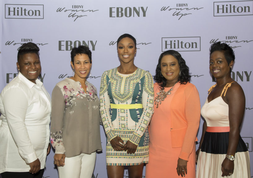 EBONY Women Up in Sports Panelists and Honorees