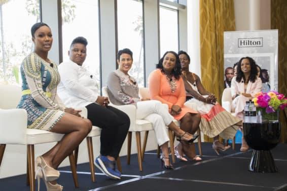 #EbonyWomenUP panelist