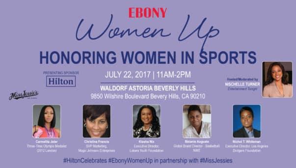 Ebony Women Up