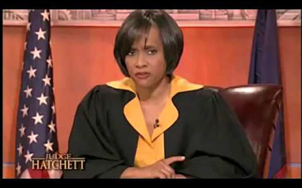 You'll Never Guess How This Famous TV Judge is Helping Her Son