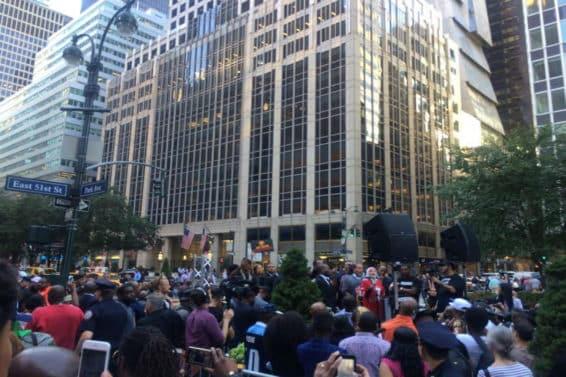 Rally for Colin Kaepernick