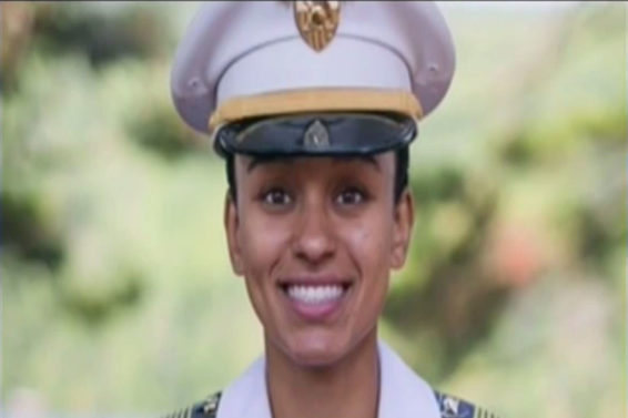 20-Year-Old Makes History As First Black Woman To Lead West Point's Corp Of Cadets