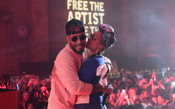 In Touching Video, Alicia Keys Proclaims Mad Love for Swizz Beatz
