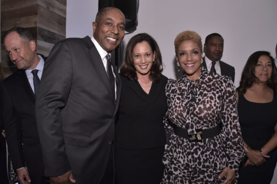 A Celebration of Excellence: Universal Music Group, EBONY and Airbnb Honor Sen. Kamala D. Harris