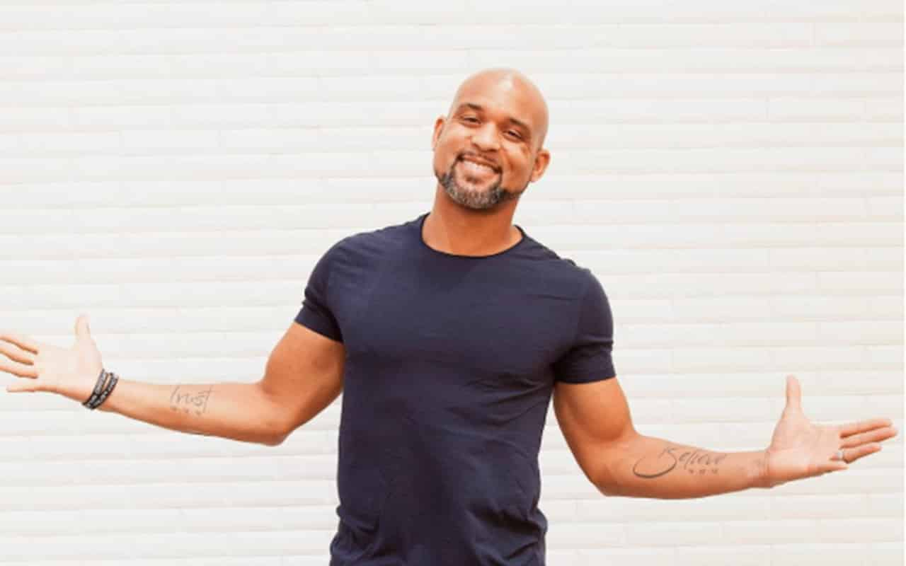 Exclusive Shaun T Lets Nothing Stop Him Ebony