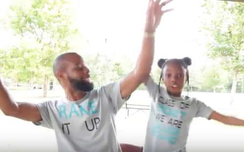 It's the Remix! Daddy-Daughter Duo Releases Back-to-School Video
