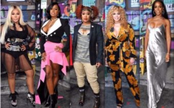 VH1 Hip Hop Honors: The 90's Game Changers (PHOTOS)