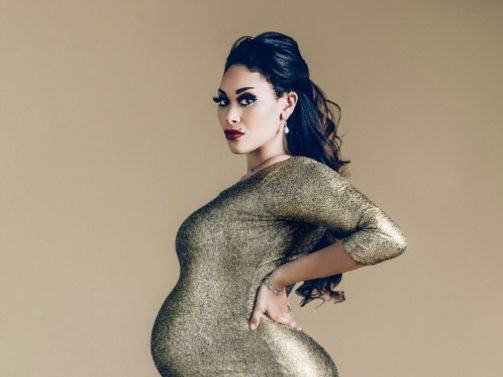Keke Wyatt Gives Birth to Ninth Child