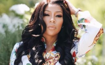 K. Michelle Fully Recovered From Butt Surgery, Flaunts Slim New Figure (PHOTOS)