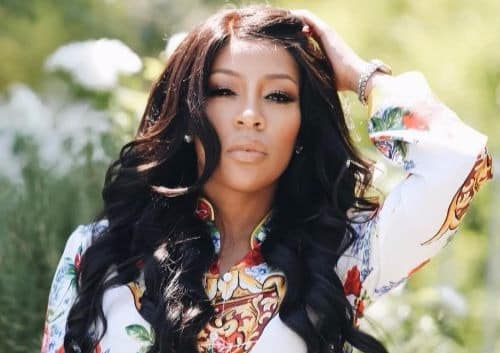 K. Michelle Gives Tearful Post-Surgery Health Update (VIDEO)