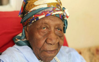 'Aunt V,' The World's Oldest Person Dies At 117 Years Old