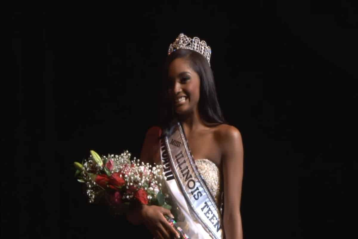 Something is. miss illinois teen usa pageant exactly would