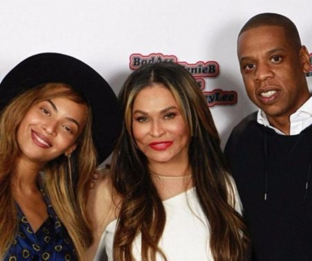 Tina Knowles-Lawson Gushes Over Beyonce & Jay Z's Twins